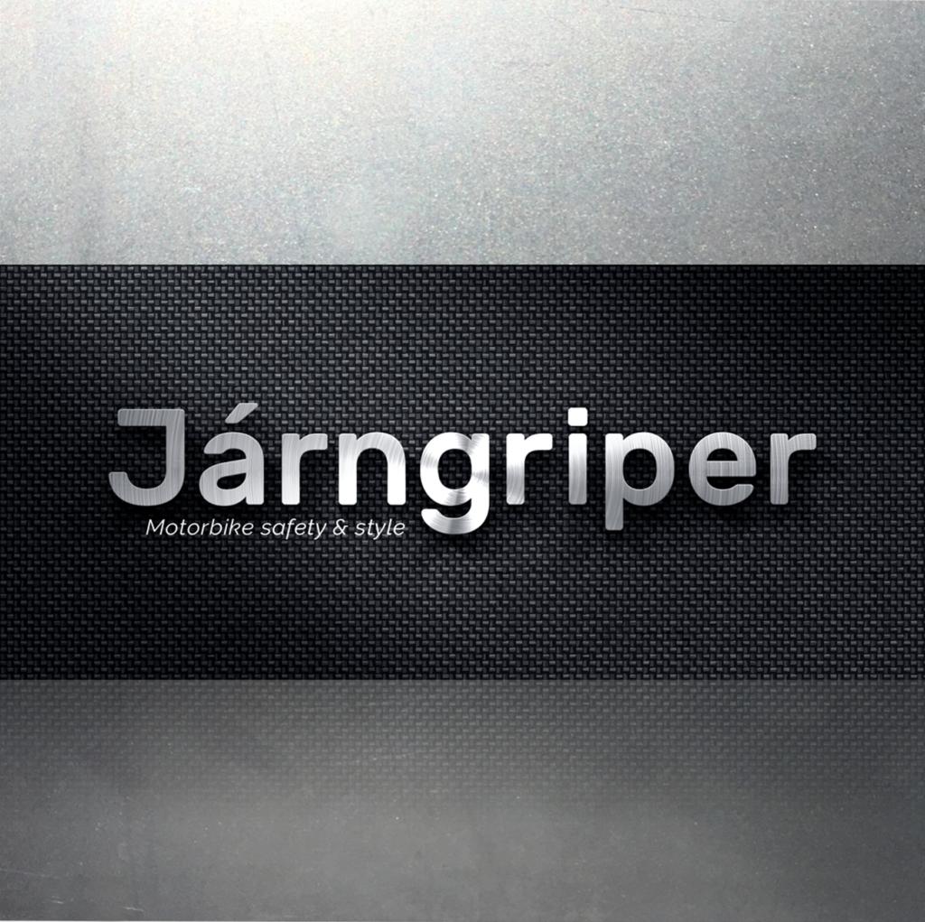 Identité visuelle Járngriper